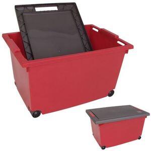 E&K Rollenbox Rot