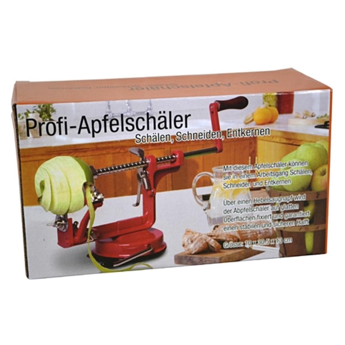 Bild 2 von Profi-Apfelschäler