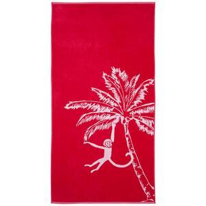 Strandtuch Diamond Palm ca. 80x160cm