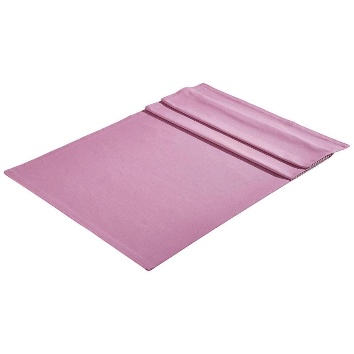 TISCHDECKE Textil Webstoff Violett 130/160 cm von XXXLutz