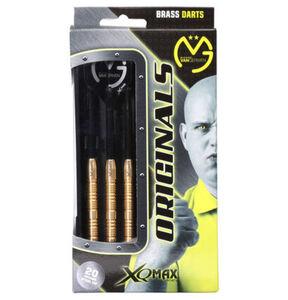 """XQ MAX DARTS Dartpfeile """" MVG Originals"""", 3er-Pack, 20 g"""
