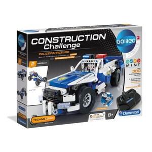 Galileo - Construction Challenge: Polizeifahrzeuge