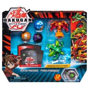Bakugan - Battle Pack, sortiert