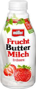 MÜLLER  Frucht-Buttermilch