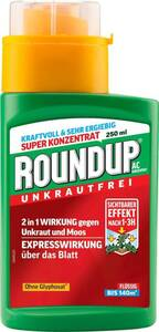 AC Unkrautfrei Konzentrat Roundup