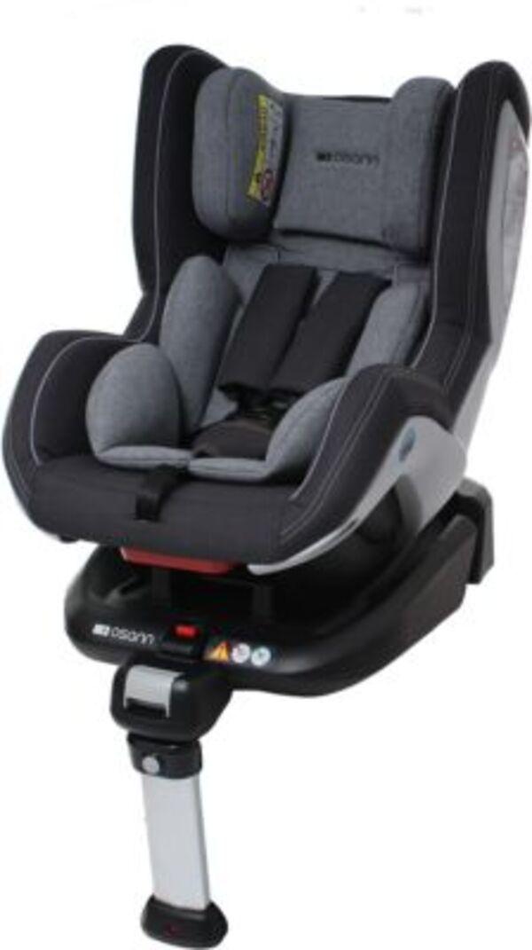 Auto-Kindersitz FOX, Grey Melange, 2018 grau Gr. 0-18 kg
