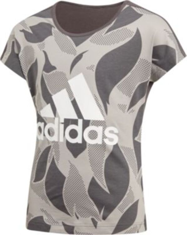 T-Shirt  grau Gr. 128 Mädchen Kinder