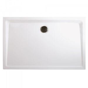 Breuer Classic Line Rechteckwanne ,  90 x 120, Acryl, weiß