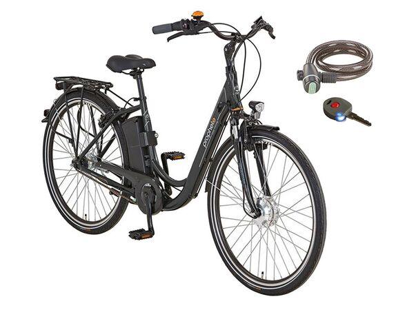 Prophete E-Bike Alu-City »Navigator City Expedition«,  28 Zoll, 100 km Reichweite