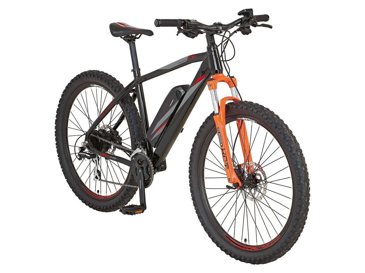 Bild 1 von Prophete E-Bike GRAVELER 650B »big&fast Alu-MTB«, 27,5 Zoll, 100 km Reichweite