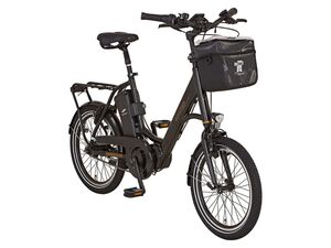 Prophete E-Bike Alu-Kompaktrad »Caravan Limited Edition«,  20 Zoll, 100 km Reichweite