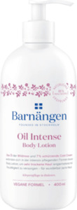 Barnängen Body Lotion Oil Intense 400ml