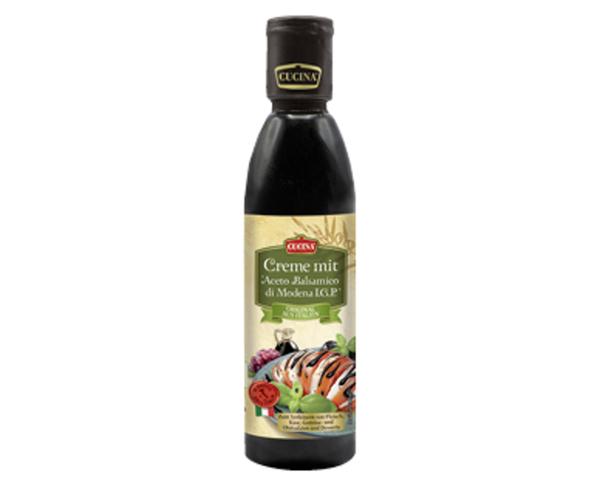 CUCINA®  Creme mit Aceto Balsamico di Modena I.G.P.