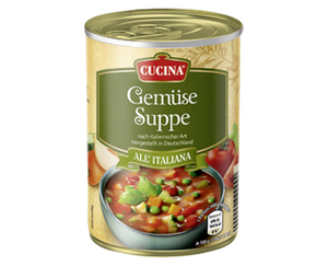 CUCINA®  Suppe nach Italienischer Art