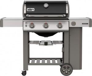 Weber Gasgrill Genesis® II E-310 GBS, Black ,  Grillfläche: 66 x 48 cm