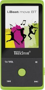 TrekStor® i.Beat move BT MP3-Player, MP4-Player 8GB Grün Bluetooth®, Sprachaufnahme