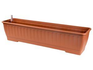 PARKSIDE® Blumenkasten, 80 cm Länge, mit Wasserstandanzeige, integrierte Ablauffunktion