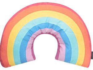 MAGMA Formkissen »Regenbogen«, verschiedene Größen, kuschelig, bunt