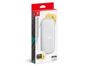 Nintendo Switch Lite -Tasche & -Schutzfolie