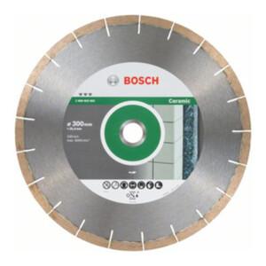 Bosch Diamanttrennscheibe Best for Ceramic and Stone 300 x 25,40 x 1,8 x 10 mm