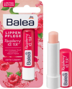 Balea Lippenpflege Raspberry Ice Tea