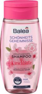 Balea Schönheitsgeheimnisse Schönheitsgeheimnisse Shampoo Kirschblüte