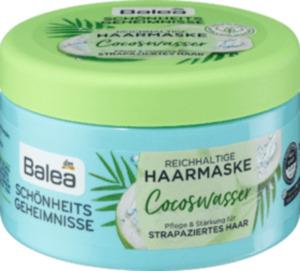 Balea Schönheitsgeheimnisse Schönheitsgeheimnisse Haarmaske Cocoswasser