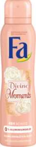 Fa Deo Spray Deodorant Divine Moments