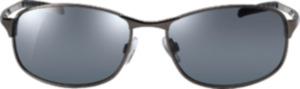 SUNDANCE Sonnenbrille für Erwachsene anthrazit Metallgestell