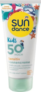 SUNDANCE Kids Sensitiv Sonnencreme LSF 50