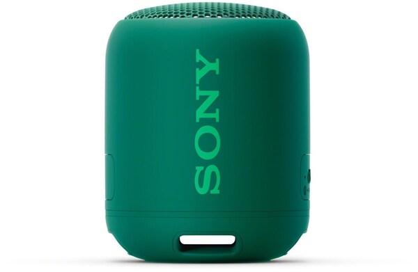 SRS-XB12 Multimedia-Lautsprecher grün