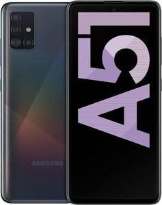 Galaxy A51 Smartphone prism crush black