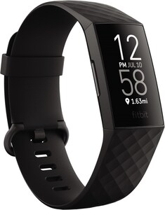 Charge 4 Activity Tracker schwarz