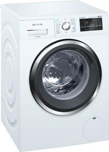 WD15G493 Stand-Waschtrockner weiss / A