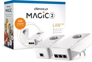 Magic 2 LAN triple Starter Kit