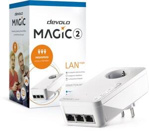 Magic 2 LAN triple Erweiterung