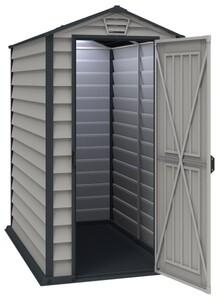 Duramax Kunststoffgerätehaus Evermore 4x6