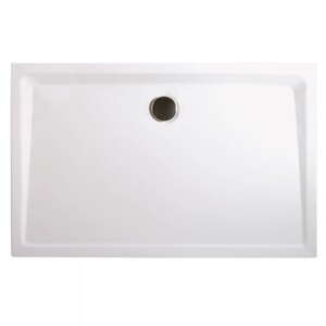 Breuer Classic Line Rechteckwanne 90 x 140, Acryl, weiß