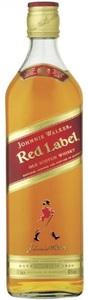 Johnnie Walker Red Label Blended Whisky 0,7 ltr