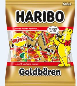 Haribo Goldbären Mini Einzelportionen 250g