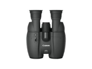 CANON IS Fernglas Vergrößerung: 12x in Schwarz