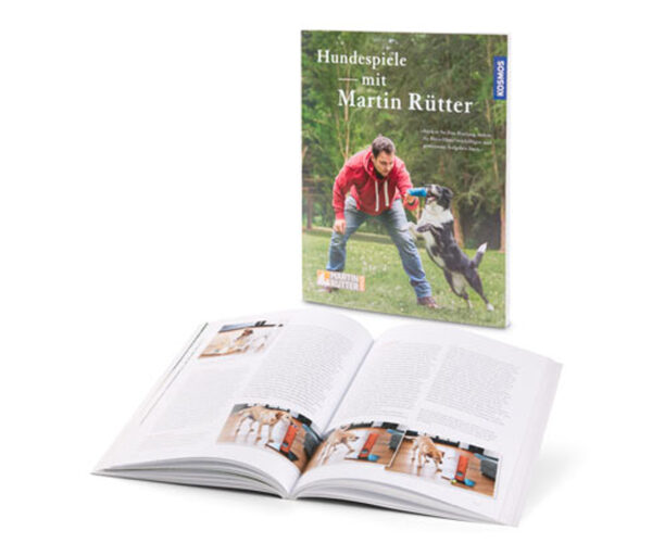 Buch »Hundespiele mit Martin Rütter«