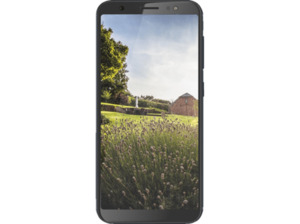 GIGASET GS 185 Smartphone - 16 GB - Midnight Blue