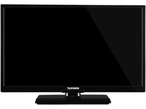 TELEFUNKEN D24H506R4CWV 12 Volt,  LED TV, Schwarz