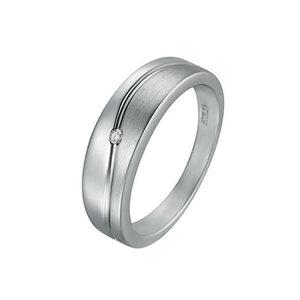 CHRIST Silver Diamonds Damenring 87471527