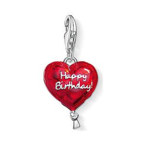 Thomas Sabo CharmLuftballon Happy Birthday 1286-007-10