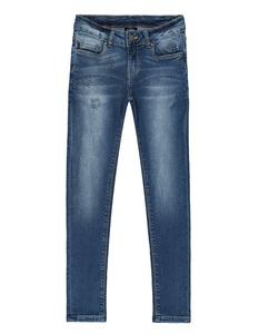 Mädchen Jeans mit Stickerei