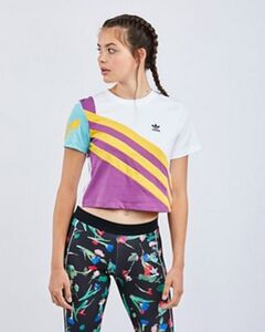 adidas Trefoil Plus - Damen T-Shirts