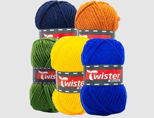 Strickgarn Twister Meran
