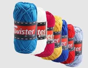 Strickgarn Twister Ibiza